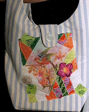 Tropical Market Bag