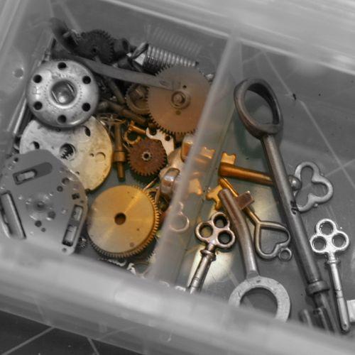 clockworks and keys