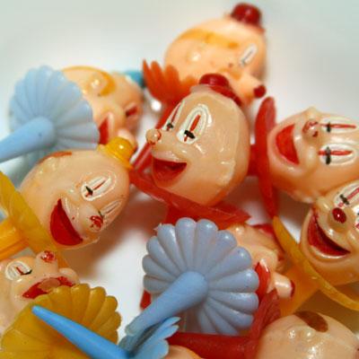 Clownheads