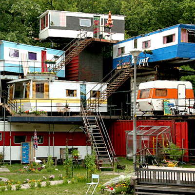 Redneck-mansion